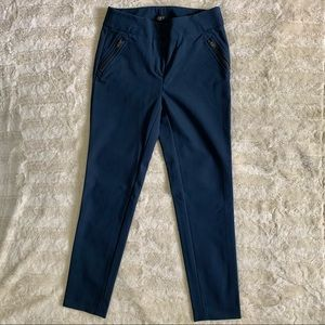 Loft Petite Marissa Skinny Dress Pants